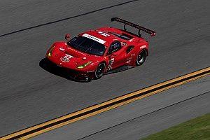 Risi Ferrari won't contest full IMSA season
