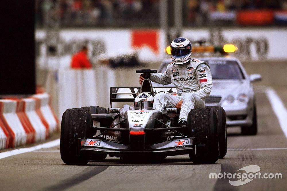 Las diez derrotas más desgarradoras en la Fórmula 1