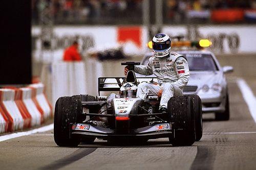 Il y a 19 ans : le sort s'acharne sur Mika Häkkinen