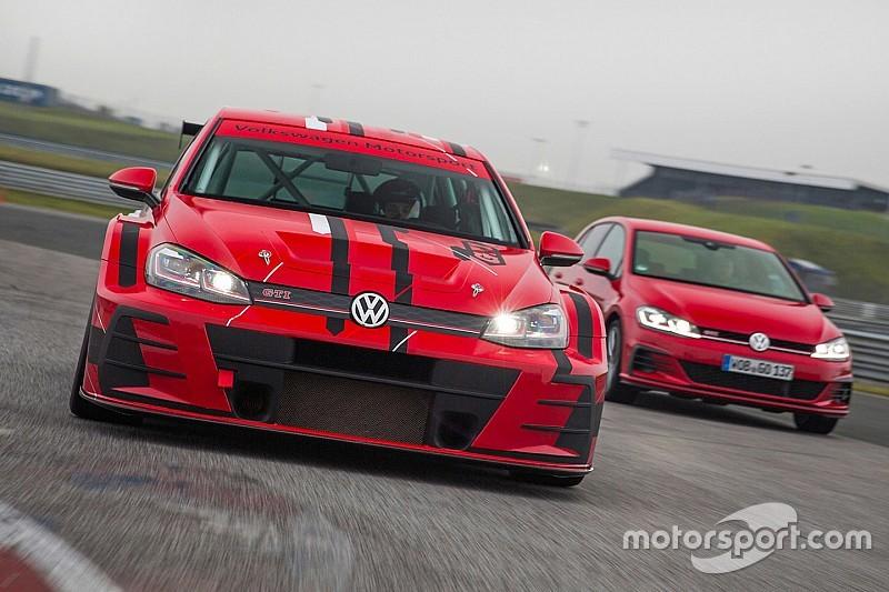 Volkswagen представила новий трековий Golf GTI TCR для 2018 року