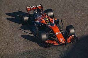 Norris évoque son programme F1 pour 2018