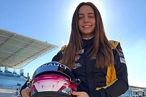 Formula 4 Noticias La española Marta García queda fuera de la Renault Sport Academy
