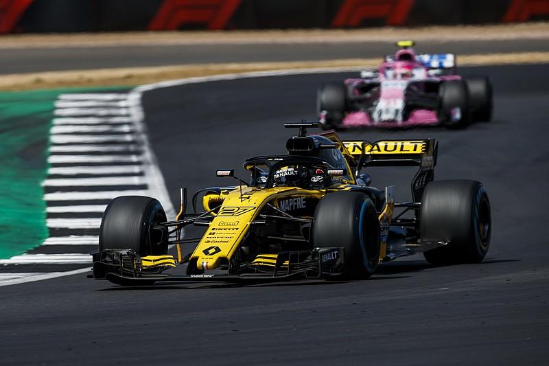 Für Hülkenbergs Heimrennen: Renault kündigt neuen Frontflügel an