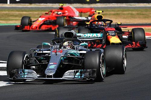 【動画】F1第10戦イギリスGP 決勝レースハイライト