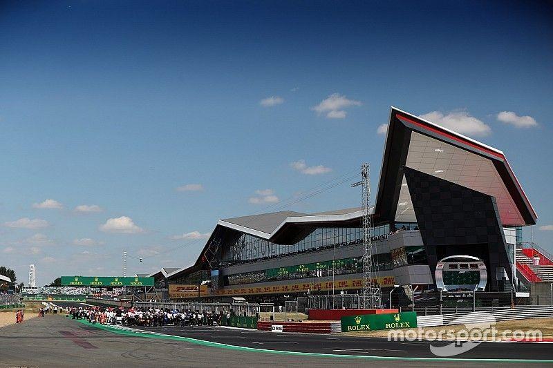 Liberty no garantiza la continuidad del GP de Gran Bretaña ni de Silverstone en F1