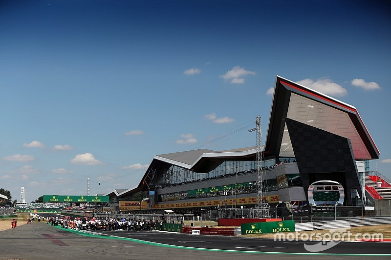 "Silverstone ""the only place"" that can host the British GP"