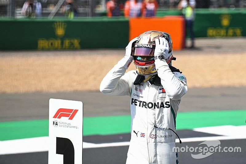 Qualifs - Hamilton en pole sur ses terres!
