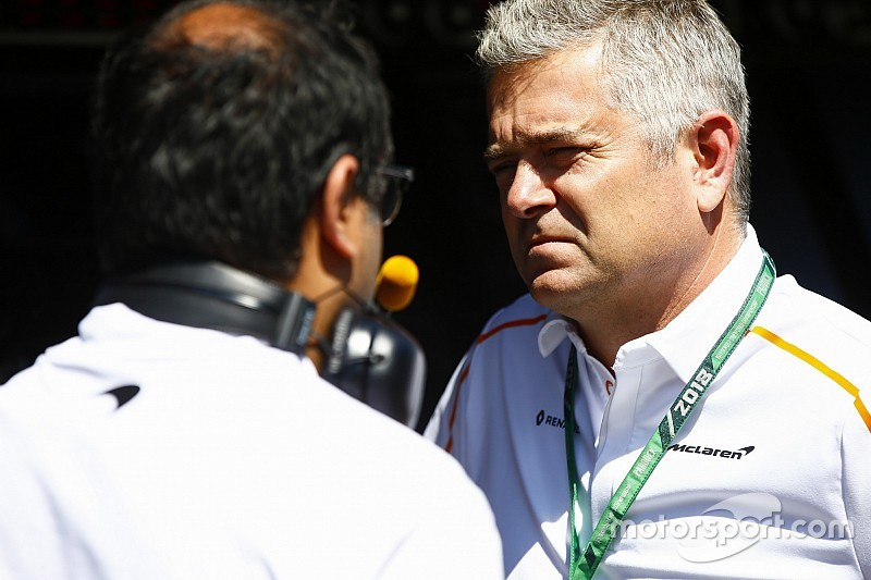 De Ferran explica cómo planea ayudar a McLaren