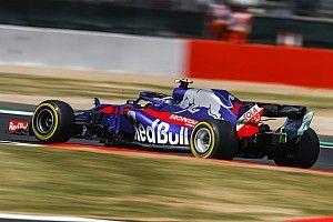 Honda espera más mejoras en su motor de F1 de este año