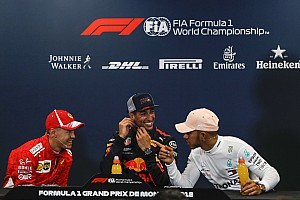 Formula 1 Press conference Monaco GP: Post-qualifying press conference