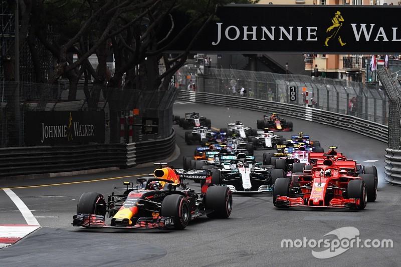 Monaco GP pilot performans puanları
