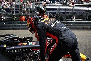 El repetido error en Mónaco demuestra que Verstappen no aprende
