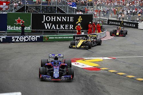 A Toro Rosso örül a monacói versenyképességnek
