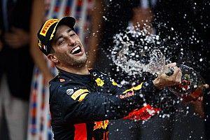 Monaco 2018: Die schönsten Jubelfotos von Daniel Ricciardo