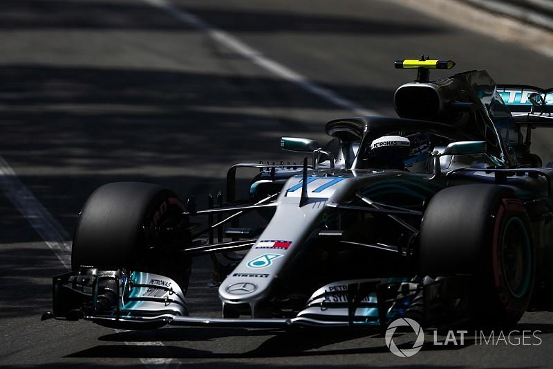 Mercedes sintió las consecuencias de una apuesta fallida en los neumáticos