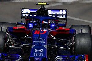 Gasly, Toro Rosso'yu son bölüme taşıdığı için mutlu