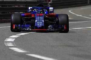 F1モナコGP速報:FP2はリカルドがレコード更新。ハートレー11番手