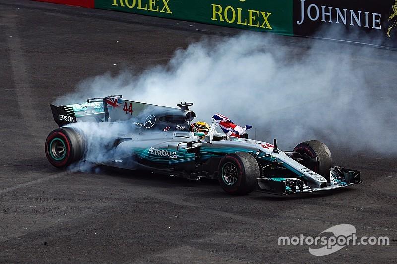 Mexicaanse GP heeft 'plan B' voor titelfeest Hamilton