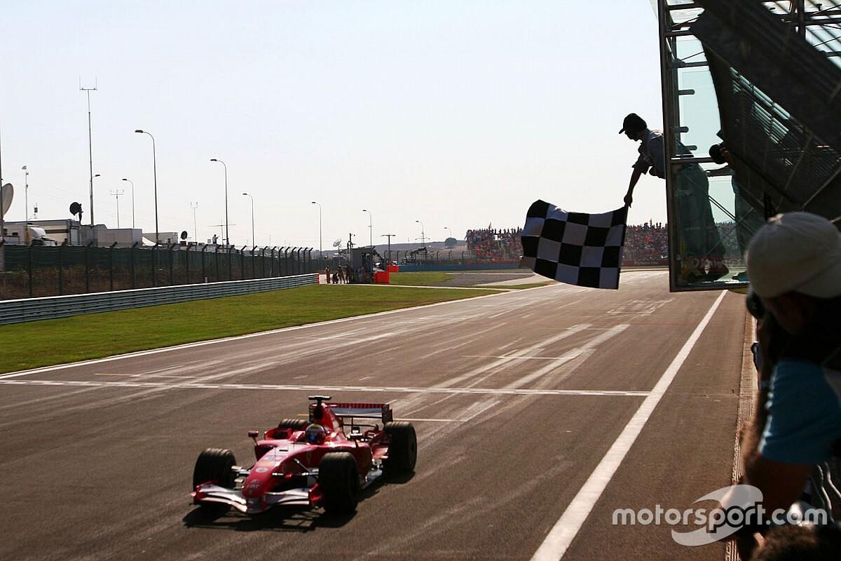 GP de Turquía F1: todos los ganadores y podios de la historia