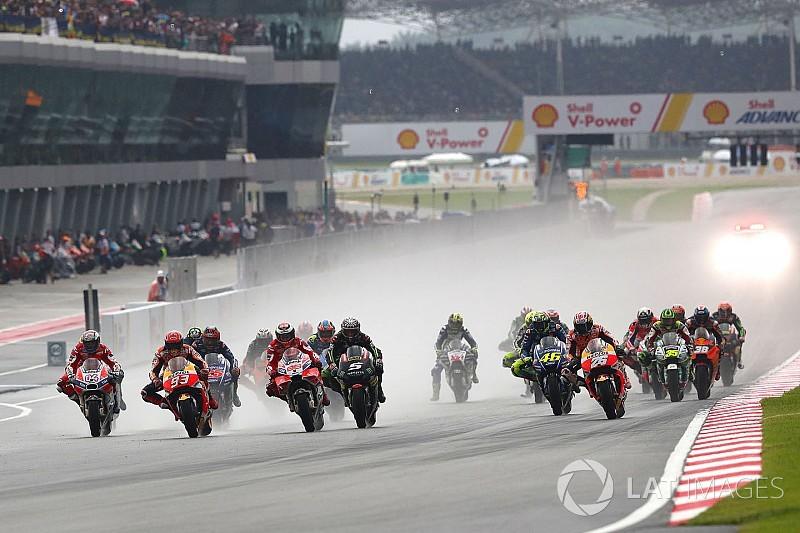 Ecco la entry list provvisoria della MotoGP 2018 con 24 moto
