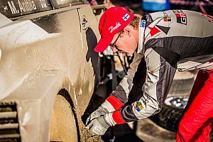 WRC Важливі новини Фотофакт: Латвала в