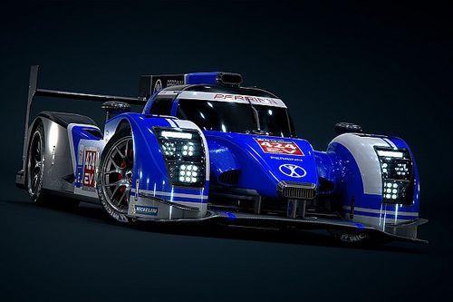 Ambitieus: 'Snelste elektrische racewagen in vijf jaar naar Le Mans'