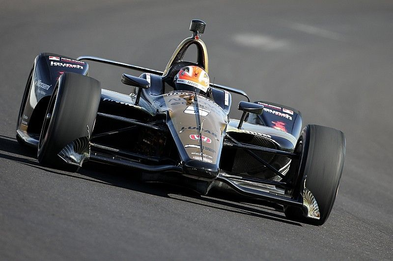 IndyCar postpones testing at Indy due to bad weather