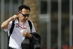 Formula 1 Breaking news Honda F1 chief Hasegawa to leave role in overhaul
