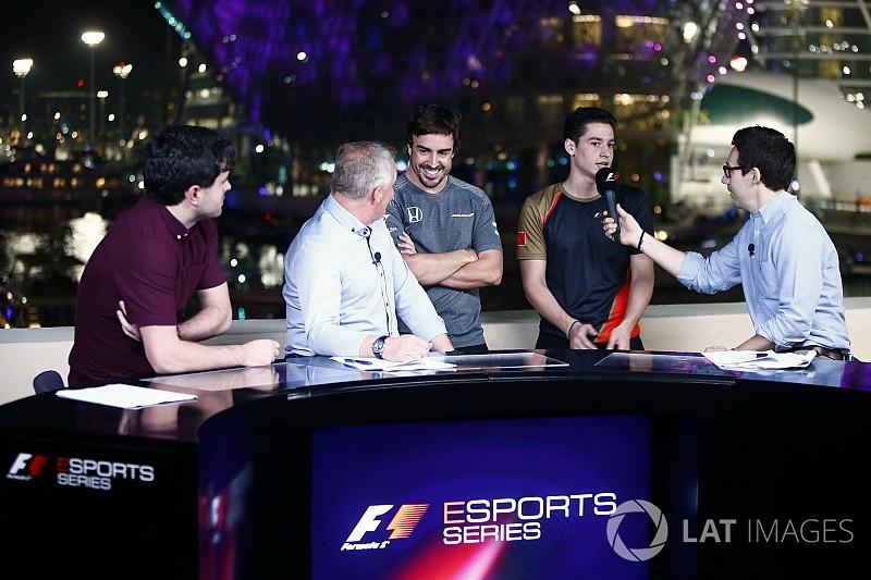 Alonso busca piloto para su equipo de eSports