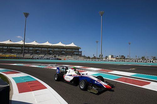 Бокколаччи выиграл первую гонку GP3 в карьере