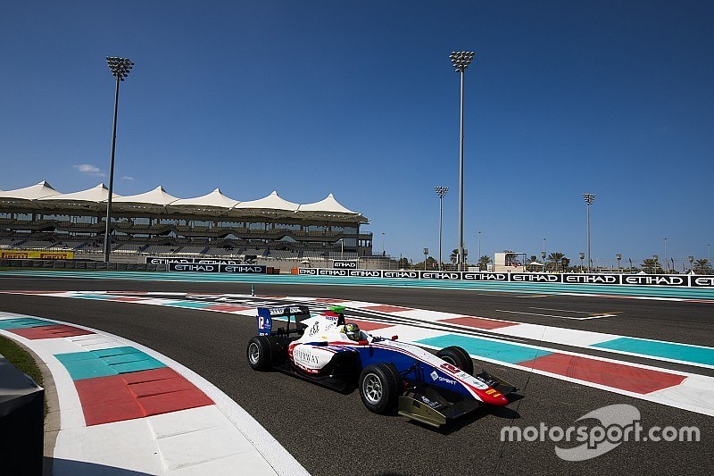 Abu Dhabi GP3: Boccolacci gets maiden win in season finale