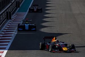 GP3 Noticias Kari lidera el primer día de test de GP3 en Abu Dhabi
