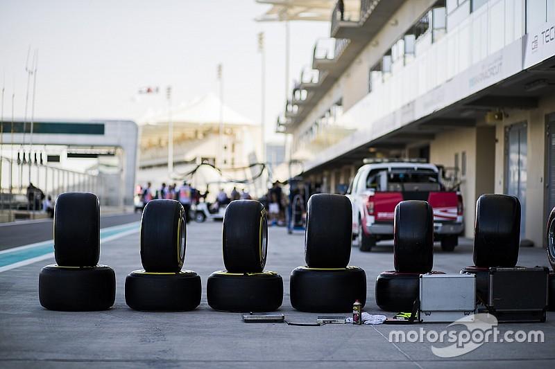 Шины Pirelli получат с 2019 года более тонкий протектор