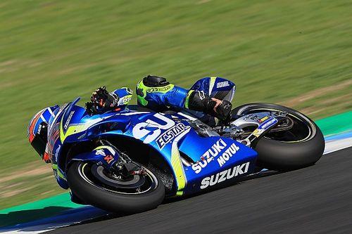 Suzuki: Iannone testet Motoren, Rins arbeitet am Chassis