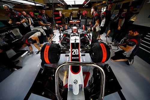 Átment a Haas 2018-as autója az FIA töréstesztjén