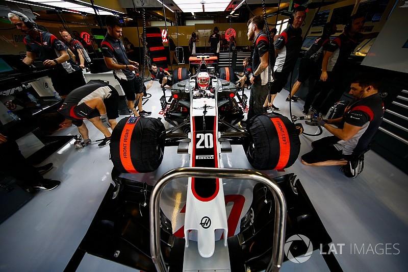 Haas: la VF-18 è stata omologata dalla FIA e si vedrà via web