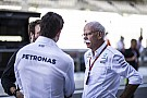 Formel 1 Daimler-Boss Zetsche über Ferrari:
