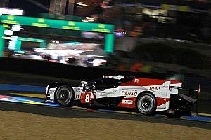 Le Mans, Qualifica 1: due Toyota fanno il vuoto con Nakajima più veloce