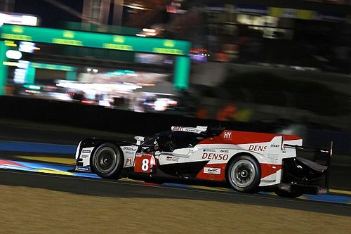 Le Mans: Toyota op voorlopige pole