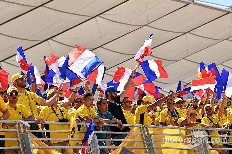 Los pilotos franceses, al asalto del GP de Francia