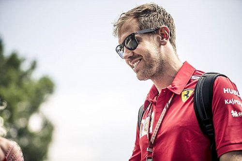 Vettel: Çok fazla zorladım