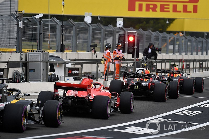 F1 set to release definitive 2021 engine regs this week