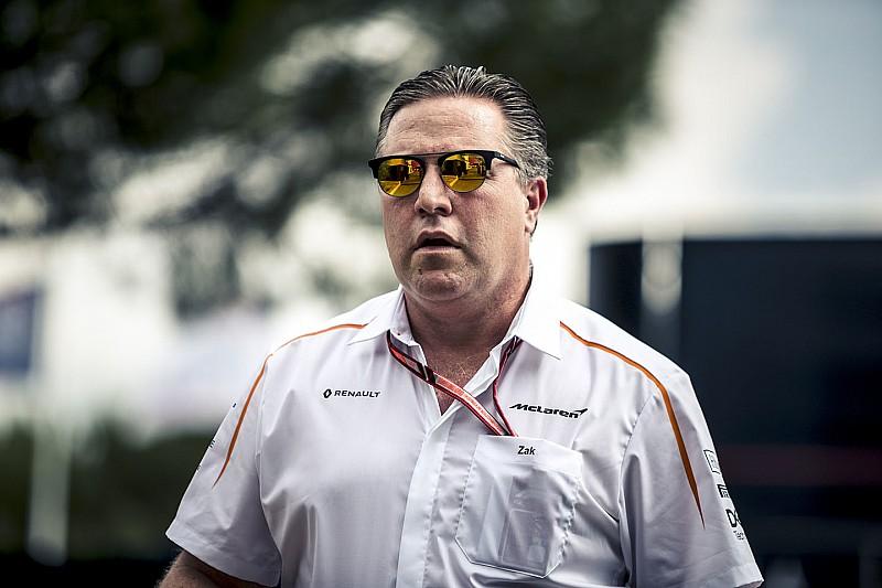 """Brown: Malaise McLaren door """"jaren van instabiliteit"""""""