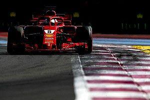 """Vettel a """"trop attaqué"""" en Q3"""