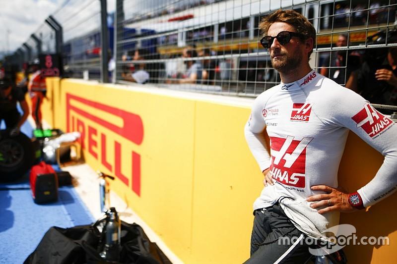 """Haas : Seul pilote sans point avec Sirotkin, Grosjean """"rebondira"""""""