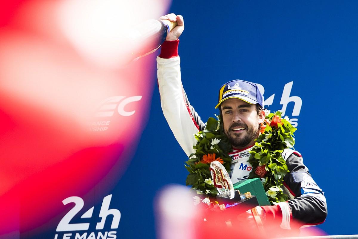 GALERÍA: las mejores imágenes de Le Mans