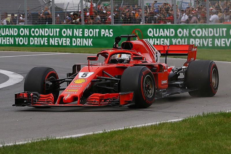 Vettel: Sıkıcı yarış eleştirileri yersiz
