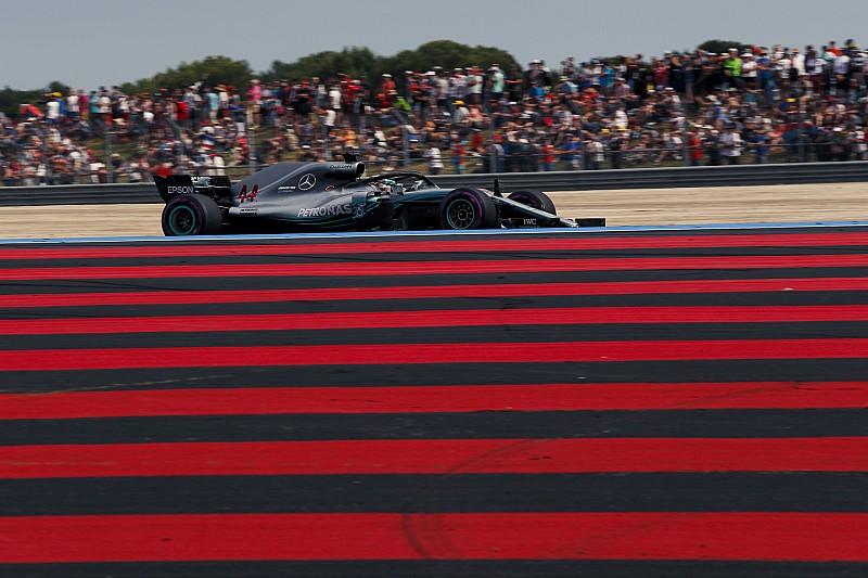 A Mercedes végül jól jött ki abból, hogy csúszott az új motor
