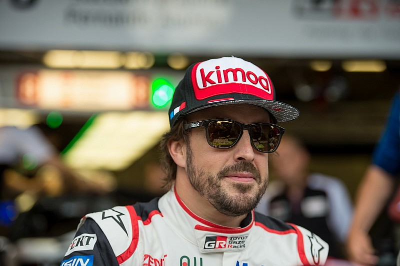 "Alonso: ""Hemos hecho un buen trabajo, espero que podamos rematarlo"""