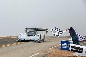 Volkswagen establece un nuevo récord en Pikes Peak